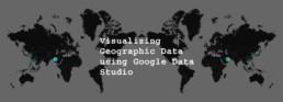 Geographic Data in Data Studio