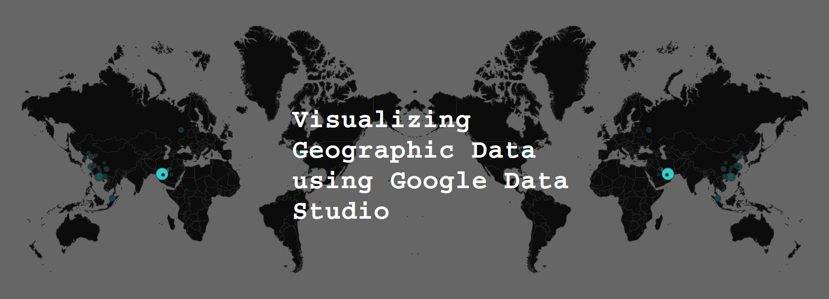 Geographic Data in Data Studio