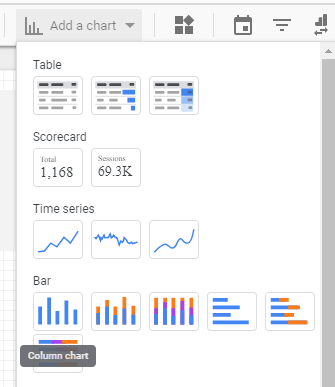 How to create a Weekly Users Dashboard in Google Data Studio